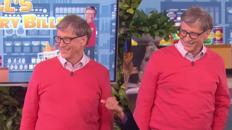 Watch Bill Gates Guess Grocery Store Prices-And Fail Miserably