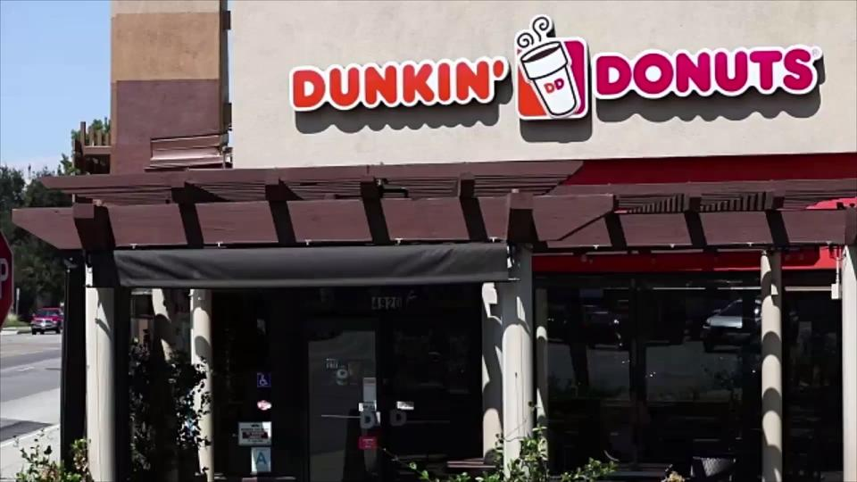 Dunkin' Donuts announces new Girl Scout cookie-flavored coffees